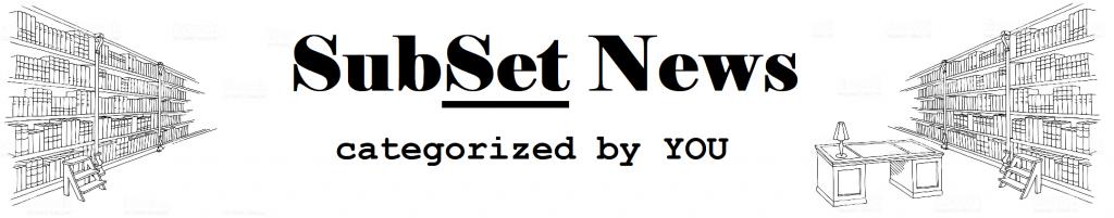 SubSetNews Header